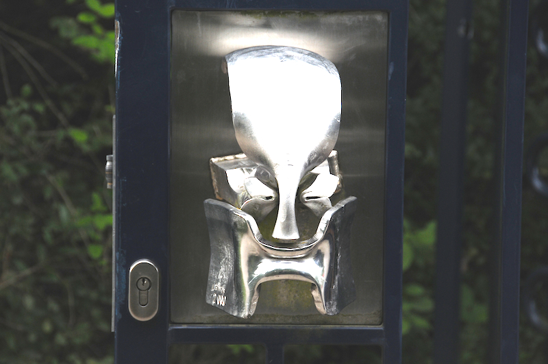 Alien-Türkauf