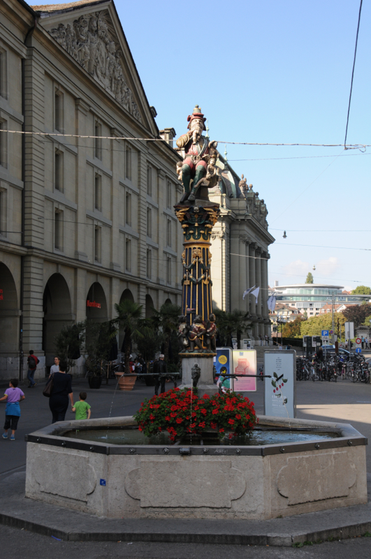 Kindlifresserbrunnen