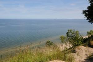 Blick auf den Ostsee
